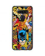 Batman Craze LG K51/Q51 Clear Case