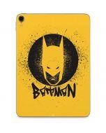Batman Graffiti Apple iPad Pro Skin