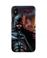Batman in Gotham City iPhone XS Max Lite Case