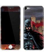 Batman in Gotham City Apple iPod Skin