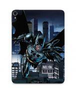 Batman Jumps From Building Apple iPad Pro Skin