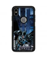 Batman Jumps From Building Otterbox Commuter iPhone Skin
