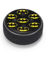 Batman Logo All Over Print Amazon Echo Dot Skin