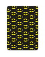 Batman Logo All Over Print Apple iPad Pro Skin