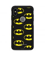 Batman Logo All Over Print Otterbox Commuter iPhone Skin