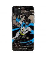 Batman Mixed Media iPhone 11 Pro Max Skin