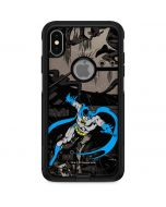 Batman Mixed Media Otterbox Commuter iPhone Skin