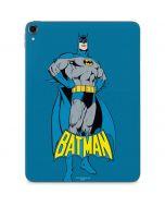 Batman Portrait Apple iPad Pro Skin