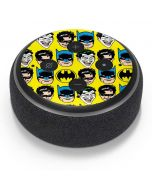 Batman Robin Joker All Over Print Amazon Echo Dot Skin