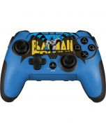 Batman Vintage PlayStation Scuf Vantage 2 Controller Skin