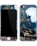 Batman Watches Over the City Apple iPod Skin