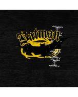 Batman Bat Logo Yellow & Black Amazon Echo Skin