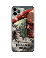 Battle With Titan iPhone 11 Pro Max Skin