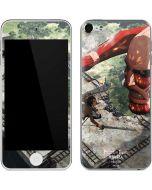 Battle With Titan Apple iPod Skin