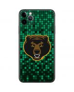 Baylor Bears Checkered iPhone 11 Pro Max Skin