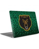 Baylor Bears Checkered Apple MacBook Air Skin