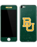 Baylor Bears Distressed Apple iPod Skin