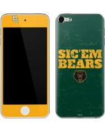 Baylor Bears Sic Em Apple iPod Skin