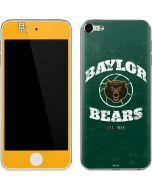 Baylor Faded Basketball Apple iPod Skin