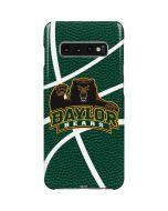 Baylor Green Basketball Galaxy S10 Plus Lite Case