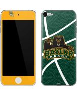 Baylor Green Basketball Apple iPod Skin