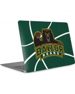 Baylor Green Basketball Apple MacBook Air Skin