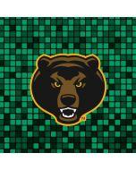 Baylor Bears Checkered Amazon Echo Skin