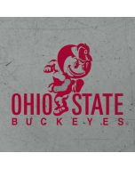 OSU Ohio State Buckeye Character Apple iPad Skin