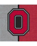 OSU Ohio State Buckeyes Split Bose QuietComfort 35 Headphones Skin