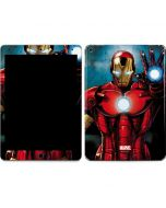 Ironman Apple iPad Air Skin