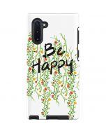 Be Happy Galaxy Note 10 Pro Case