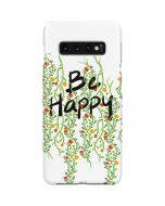 Be Happy Galaxy S10 Plus Lite Case
