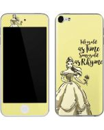 Belle Tale As Old As Time Apple iPod Skin