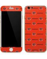 Cincinnati Bengals Blitz Series iPhone 6/6s Skin