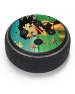Betty Boop at Sea Amazon Echo Dot Skin
