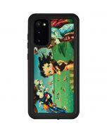 Betty Boop at Sea Galaxy S20 Waterproof Case