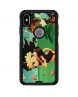 Betty Boop at Sea Otterbox Commuter iPhone Skin