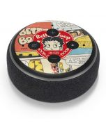 Betty Boop Comic Strip Amazon Echo Dot Skin