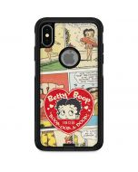 Betty Boop Comic Strip Otterbox Commuter iPhone Skin