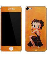 Betty Boop Little Black Dress Apple iPod Skin