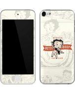 Betty Boop Member Fan Club Apple iPod Skin