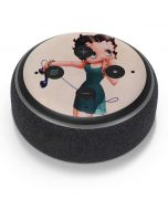 Betty Boop on the phone Amazon Echo Dot Skin