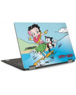 Betty Boop Surfing Dell XPS Skin
