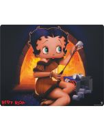 Betty Boop roasting marshmallows Dell XPS Skin