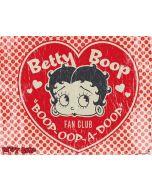 Betty Boop Red Heart Apple iPad Skin
