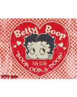 Betty Boop Red Heart iPhone 8 Pro Case