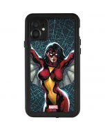 Spider-Woman Web iPhone 11 Waterproof Case