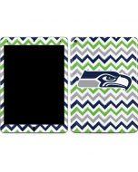 Seattle Seahawks Chevron Apple iPad Air Skin