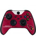 Arizona Cardinals Distressed Xbox Series X Controller Skin