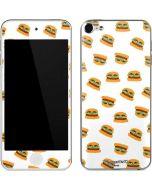 Cute Burgers Apple iPod Skin